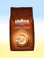 Кофе Lavazza Dolce Caffe Crema в зернах 1,1 кг