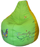 Бескаркасное кресло груша пуфик мягкая мебель детская