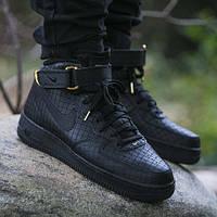 Nike Air Force 1 LV 8 Mid Black