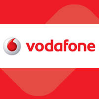 3G покрытие оператора Vodafone