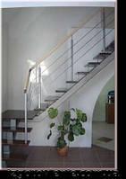 Лестницы интерьерные, артикул 01-10-0008
