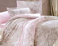 Двуспальный комплект постельного белья Нежный Вензель