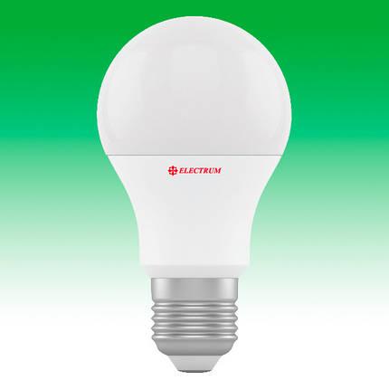 Светодиодная лампа LED 8W 3000K E27 ELECTRUM LS-8 (A-LS-0377), фото 2