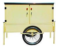 Велоприцеп для уличной торговли (универсальная модификация)