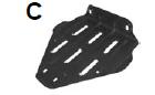 Защита диф-ла SUBARU Legacy v-2,0;мех. c2000-2003г.