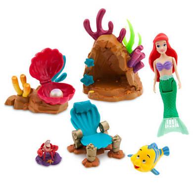 Ариэль плавающая русалочка игровой набор Дисней / Swimming Ariel Play set Disney