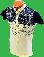 Поло для мальчика (152-170) (Турция) код: 2114