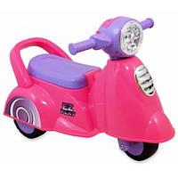 Детская каталка Alexis-Babymix HZ-605 Pink