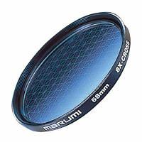 Светофильтр MARUMI 8X-Cross 58mm