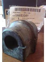 Втулка переднего стабилизатора на Шевролет Авео.Код:96653351