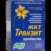 Транзит ЖКТ пребиотик, саше по 2,7г №10