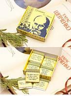 Шоколадный набор 12 плиток «Цитати Т.Г. Шевченко» УКР
