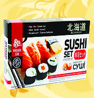 Набір для приготування суші, Хоккайдо Клуб, Ме
