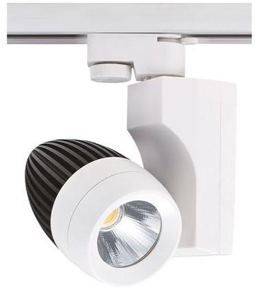 Светодиодный трековый светильник Horoz VENEDIK-23 23W 4200К