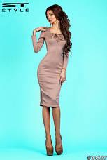 Платье со шнуровке , фото 2