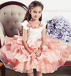 Платье детское праздничное от 1 года, фото 2