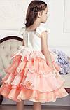 Платье детское праздничное от 1 года, фото 3