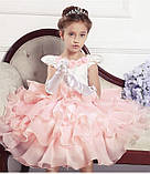 Платье детское праздничное от 1 года, фото 6