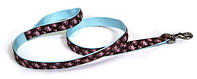 Coastal Pet Attire Ribbon поводок для собак, 2,5смХ1,8м, фото 1