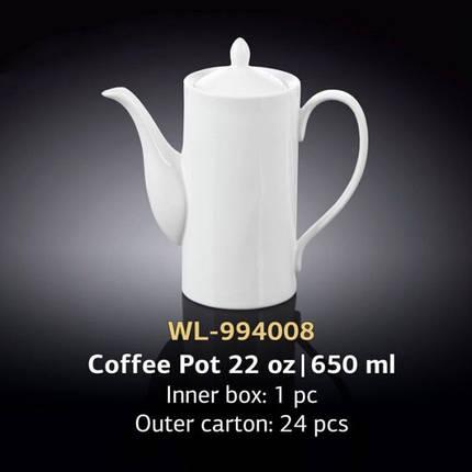 Чайник заварочный Wilmax 650 мл wl-994008, фото 2