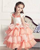 Платье детское праздничное от 1 года, фото 1