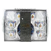 Сервиз кофейный PA30070 6 персон