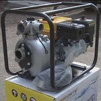 Бензиновая мотопомпа Forte FP30C 6.5 л.с