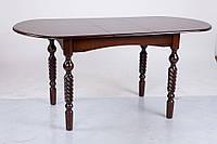 Стол обеденный Бруно темный орех (Микс-Мебель ТМ)