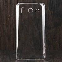 Чехол силиконовый Ультратонкий Epik для Huawei Ascend G510 Прозрачный