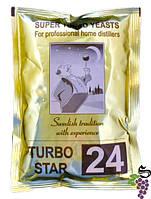 Дрожжи спиртовые TURBO STAR 24