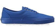 Кеды мужские Vans Chukka Low Mono Blue летние в синем цвете