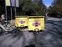 Прилавок торговый передвижной для велосипедаот производителя, фото 1