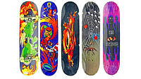 Скейт 13012 разные цвета
