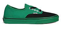 Кеды мужские Vans Chukka Low Green Black летние в красном цвете