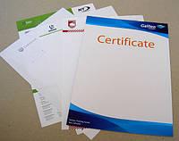Печать переменных данных, персонализация, квитанции, платежки, счета оплаты
