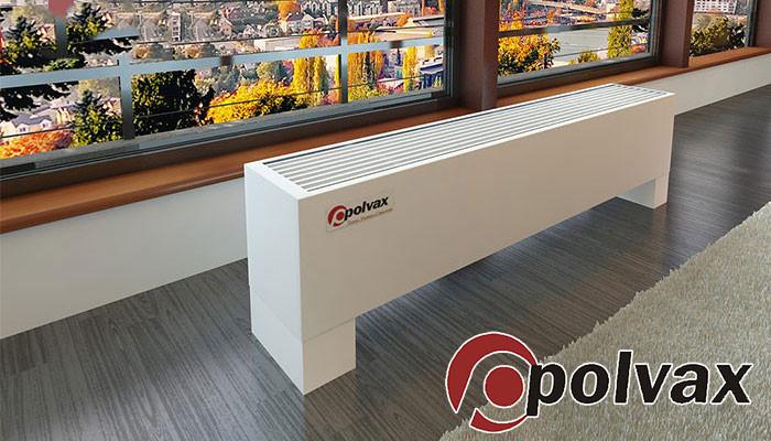 Напольные конвектора Polvax