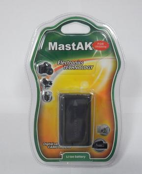 "Аккумулятор к видеокамере тм""MastAK"" Panasonic CGP-D220/CGA-D16 7,4V 1,8Ah Li-ion"
