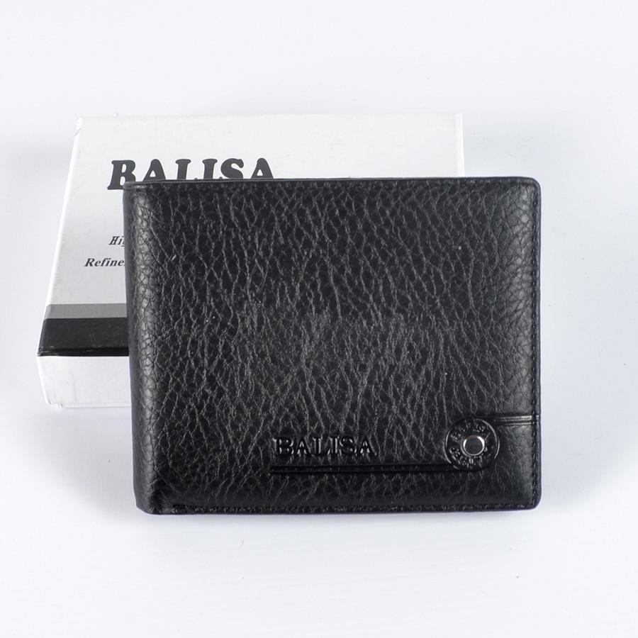 Невеличкий чоловічий шкіряний  гаманець   Balisa