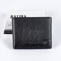 Невеличкий чоловічий шкіряний  гаманець   Balisa, фото 1