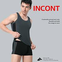 Набор мужского нижнего белья ТМ INCONT Арт.2801 54 (4XL), Китай, Темно-синий
