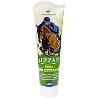 Алезан (Alezan) крем для суставов, 100 мл Зеленый