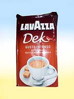 Молотый кофе Lavazza Dek Gusto Intenso 250 гр, фото 1