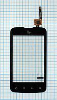 Тачскрин сенсорное стекло для Fly IQ238 Jazz black