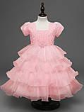 Платье с болеро детское праздничное , фото 3