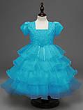Платье с болеро детское праздничное , фото 2