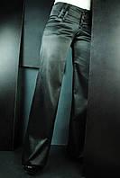 Модные атласные штаны