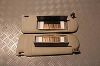 Солнцезащитные козырьки с подсветкой с небольшими дефектами Audi 100 A6 C4 91-97г