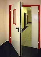 Двери противопожарные металические