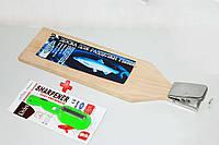 Доска для разделки рыбы + нож для чистки рыбы
