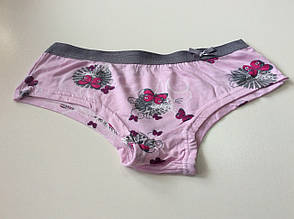 Трусики розовые с бабочкой, фото 2